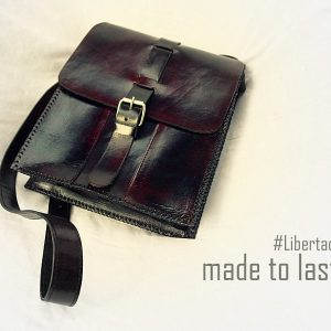 VINTAGE MEETING/SERVICE BAG - Libertad 'lite' // Design-0