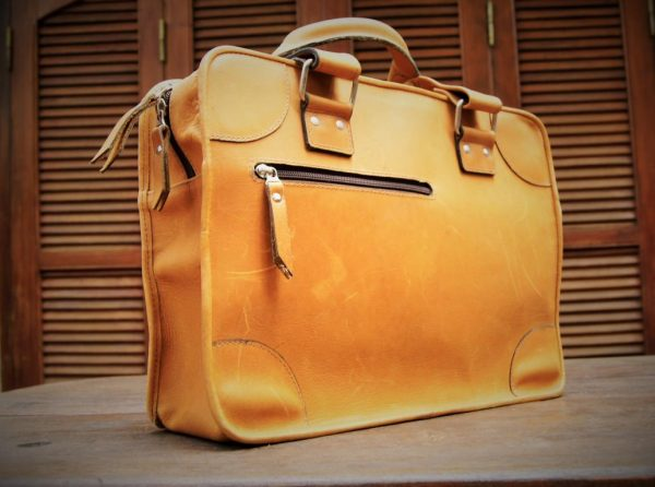 Meeting Bag: Anciano chico' // simple-0
