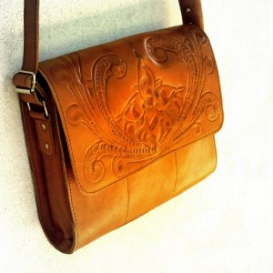 Tablet Purse- TaBBag 3 // estrella oiled -0