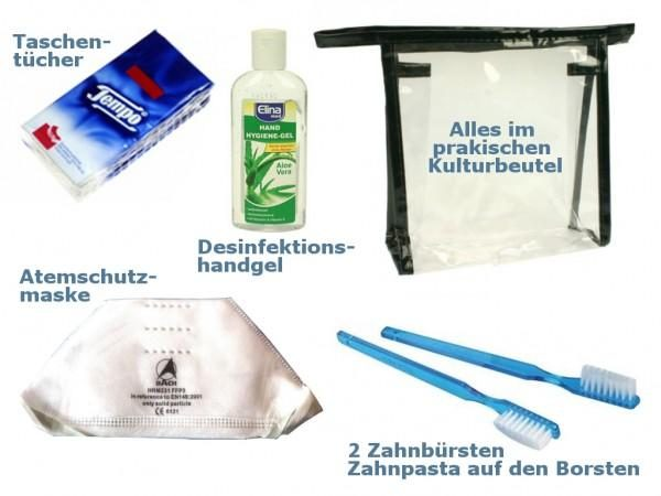 """""""BASIS-1"""" = 1-person emergency backpack = FREE HOUSE DELIVERY GERMANY-11709"""