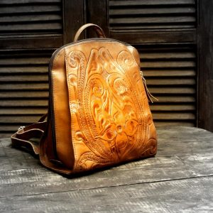 Light Ministry Rucksack: Excursion - estrella / oiled-0
