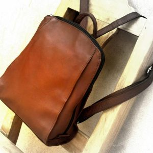 "Light Ministry JW-Backpack: ""Excursion"" caramel-0"