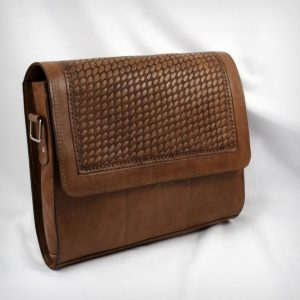 Tablet Purse- TaBBag 3 // La Roca - Chocolate-0