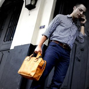 Meeting Bag: Anciano antique-lite // oiled-13740