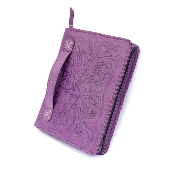 Ministry & Tablet Folder: JWunFOLD // Estrella - Purple-0