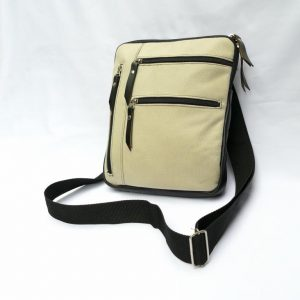 TabBag 11 // Textil and Leather negro-0
